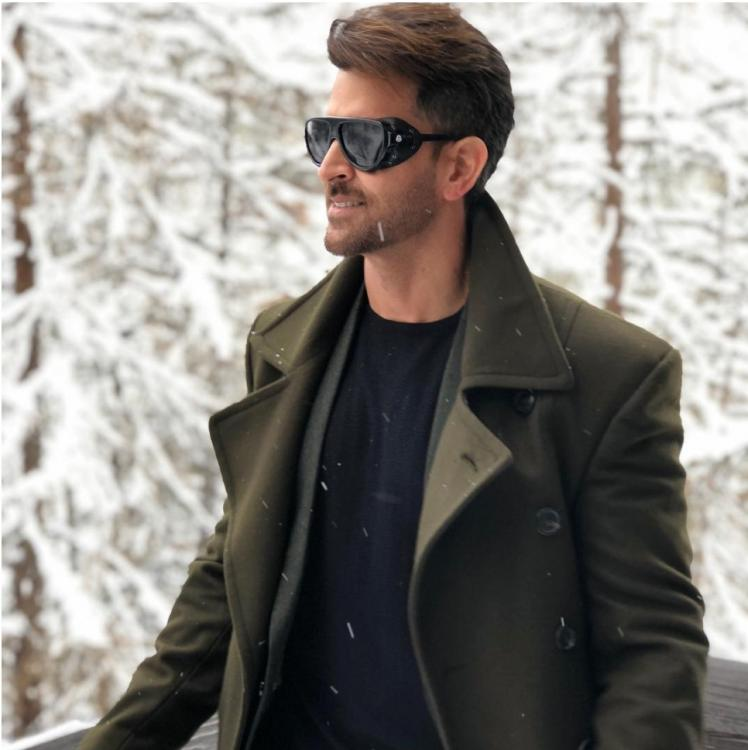 Post Rakesh Roshan's cancer surgery, Hrithik Roshan resumes shooting for Siddharth Anand's action film