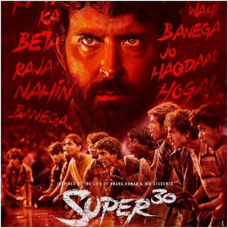 Super 30 Box Office Collection Day 7: Hrithik Roshan starrer performs well in its first week