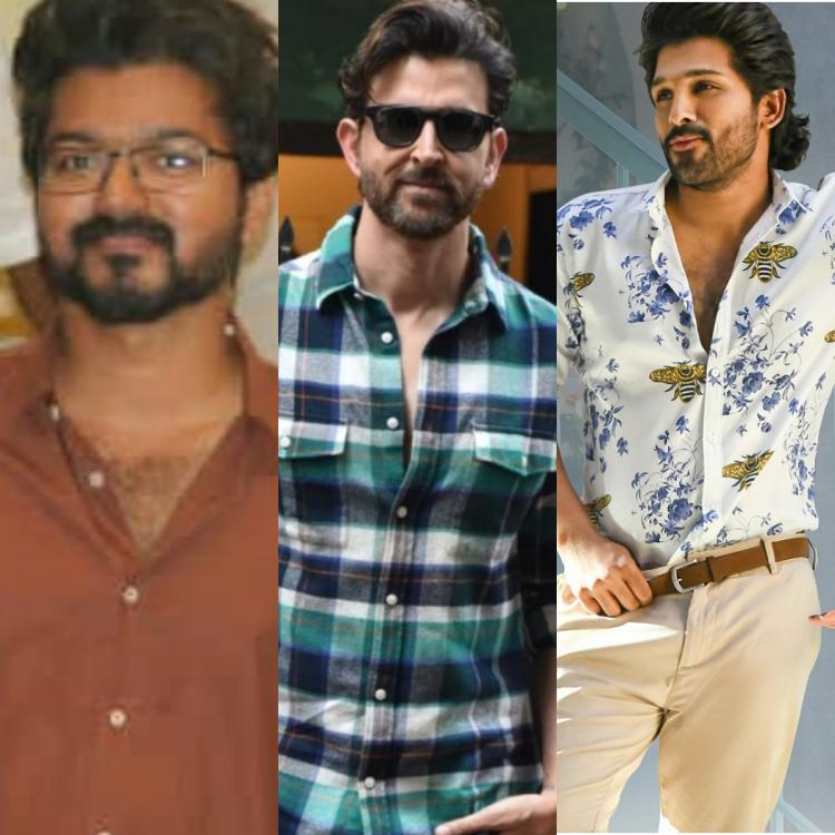 Hrithik Roshan on Allu Arjun, Thala Vijay's dancing skills: I want to know what they eat before they dance