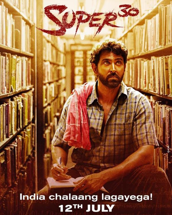Super 30 Box Office Collection Day 10: Hrithik Roshan starrer inches closer to 100 crore mark