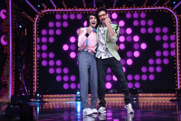 Nach Baliye 9: Shantanu Maheshwari has a fan moment with Hrithik Roshan; says I still can't get over it