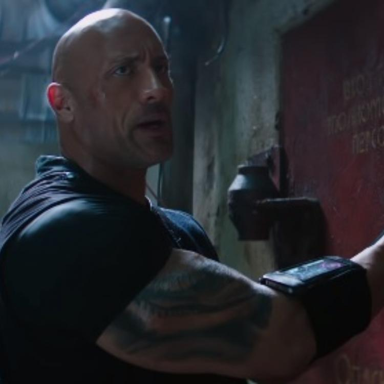 Hobbs & Shaw: Dwayne Johnson responds cheekily to The Walking Dead's creator about a crossover film
