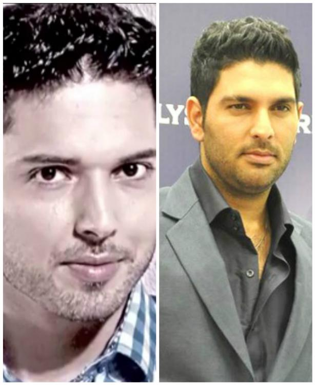 All You Need To Know About Herry Tangiri, The Actor Playing Yuvraj Singh in Dhoni Biopic