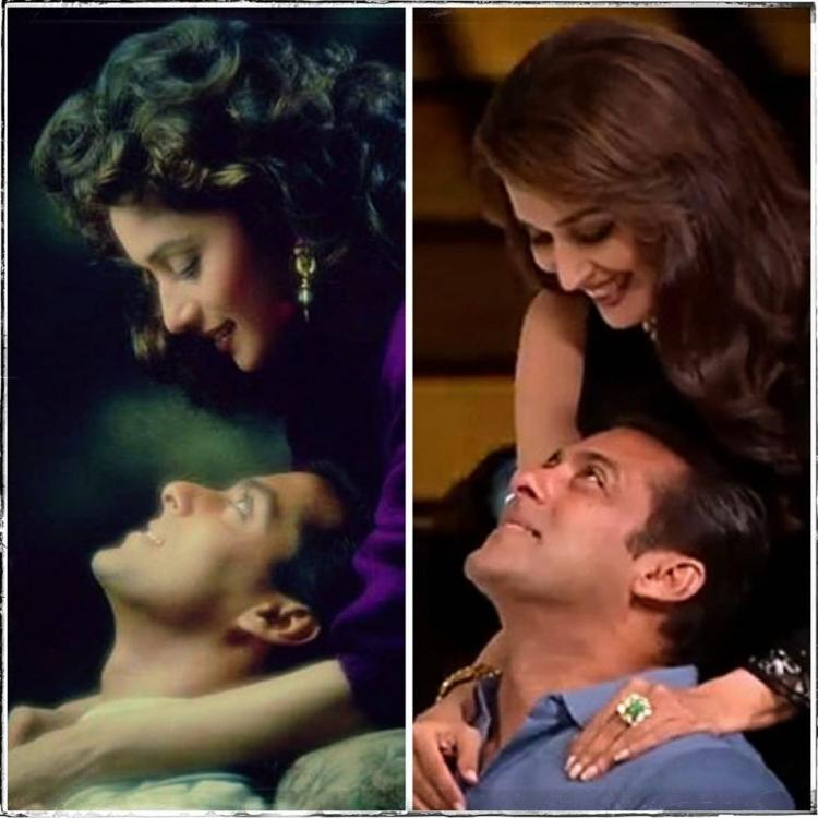 Hum Aapke Hain Koun: Madhuri Dixit revisits 'fun memories' with Salman Khan as the film clocks 26 years