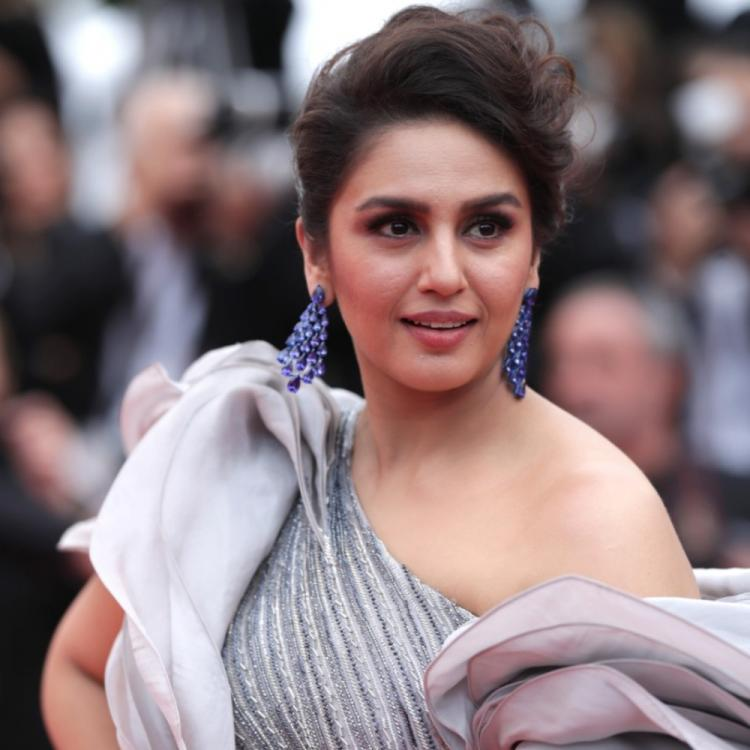 Cannes 2019: Huma Qureshi is an absolute diva as she stuns in a unique flowing dress; View PICS