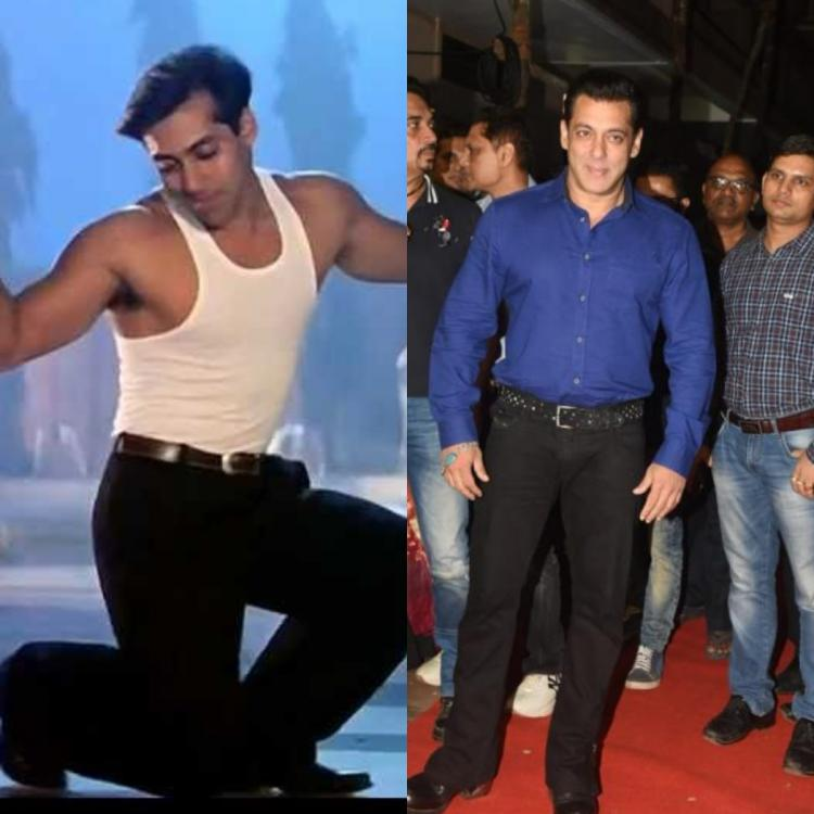 PHOTOS: Salman Khan's transformation from innocent Prem to the Dabangg Chulbul Pandey is one to watch out for