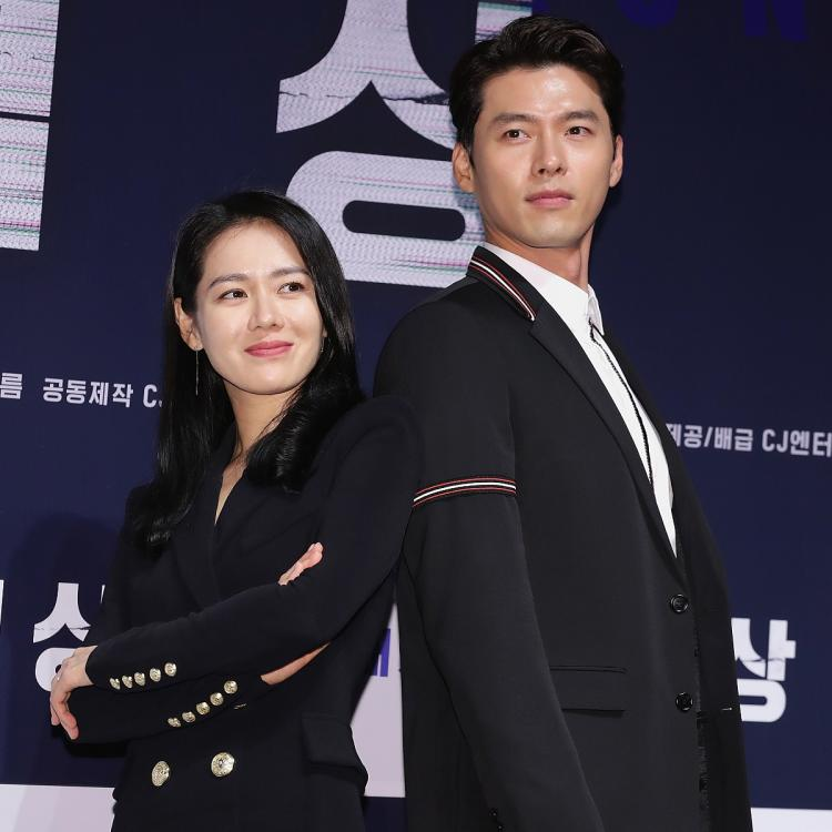 Son Ye Jin had gushed about working with Hyun Bin on Crash Landing on You