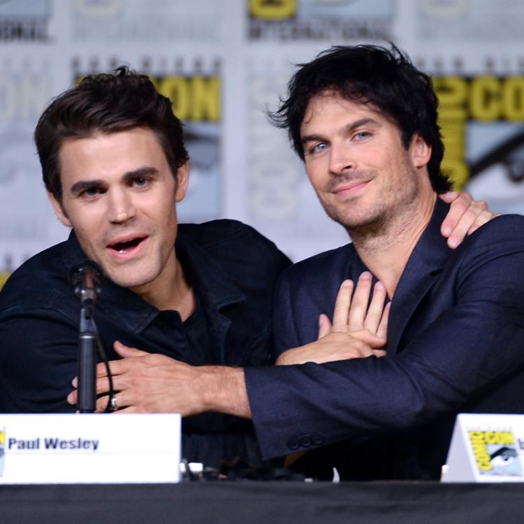 The Vampire Diaries,Hollywood