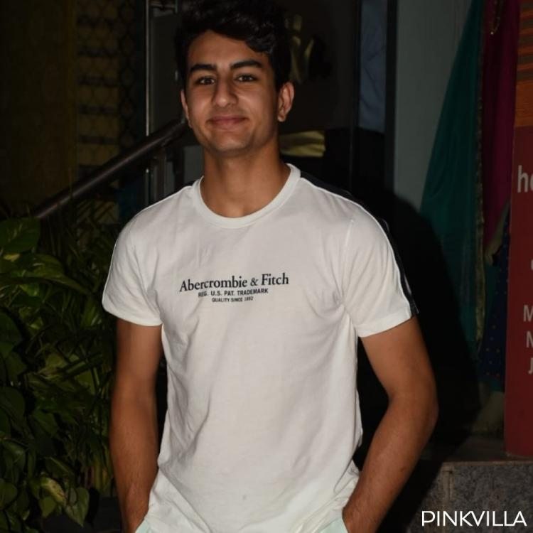 PHOTOS: Ibrahim Ali Khan is all smiles as he gets papped post a movie night out