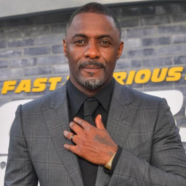 Idris Elba recalls his experience of testing positive for Coronavirus; Says it was unsettling & scary