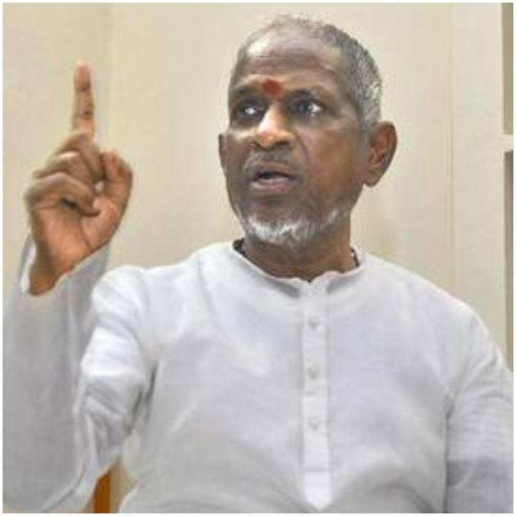 Ilaiyaraaja gets angry at a security personnel during a concert; video goes viral