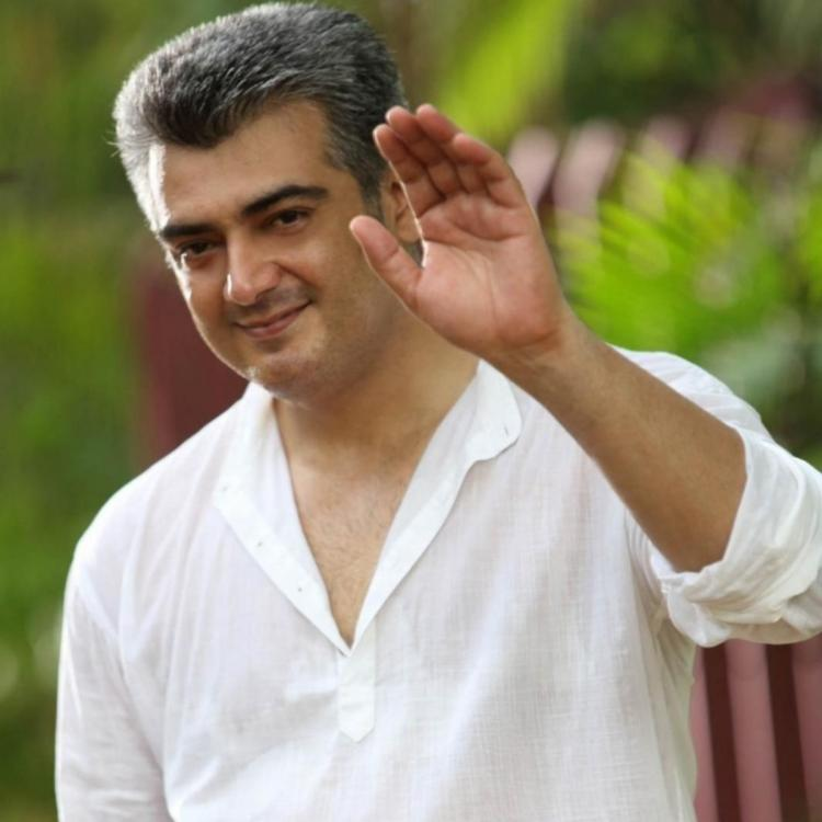 Thala Ajith donates Rs 2.5 lakh to help film journalists combat the lockdown for COVID 19