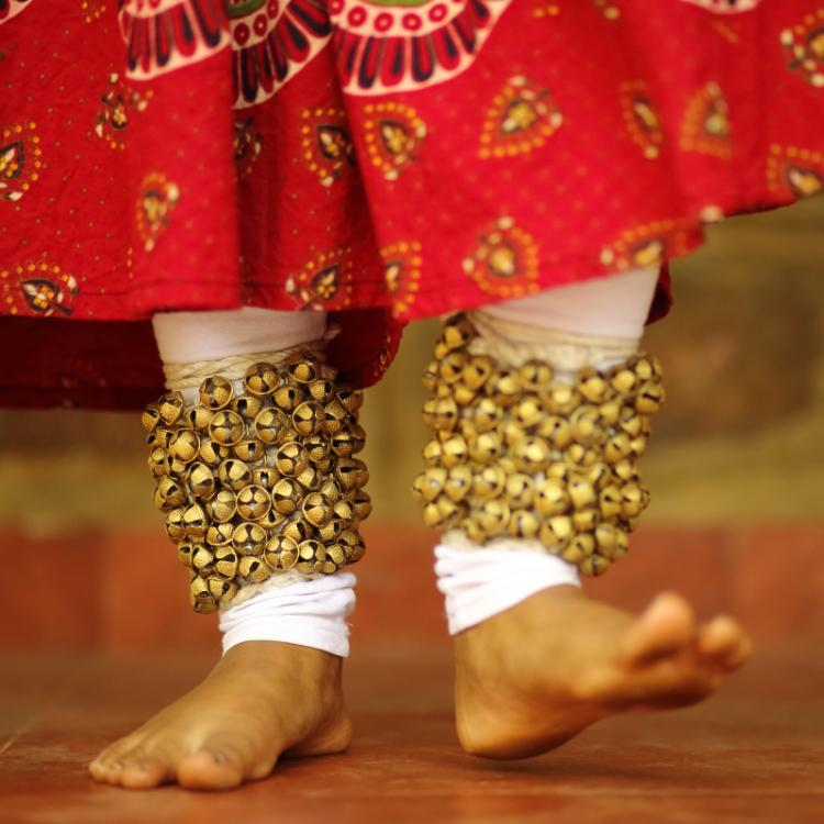 Indian Classical Dance for Physical Fitness