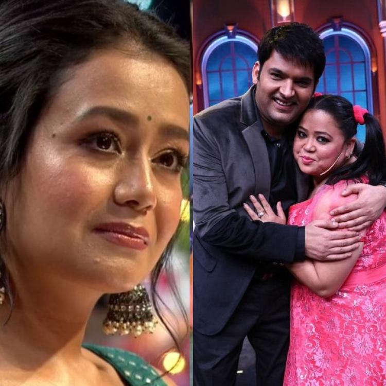 Indian Idol 11: Neha Kakkar gets teary eyed as Kapil Sharma sends an emotional message for Bharti Singh