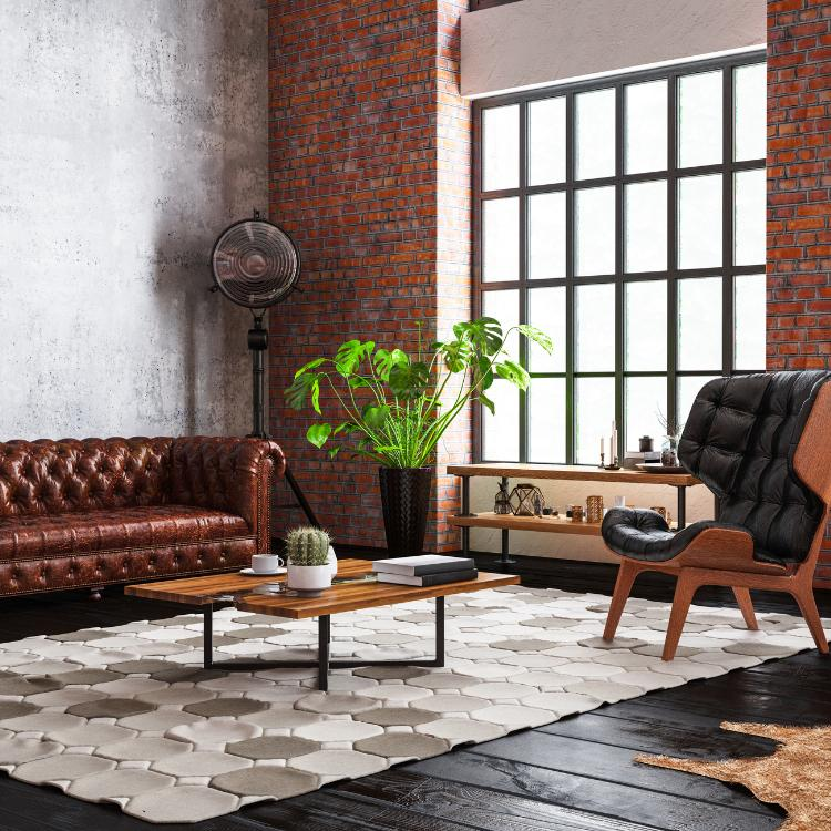 Industrial Home Decor Theme