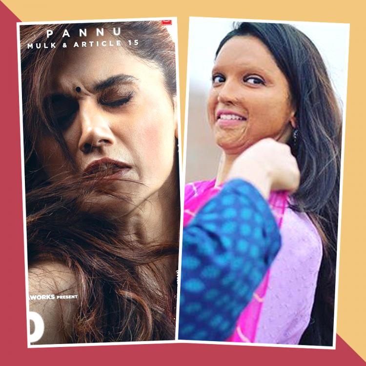 International Women's Day: Deepika Padukone's Chhapaak to Taapsee's Thappad, check out women centric films