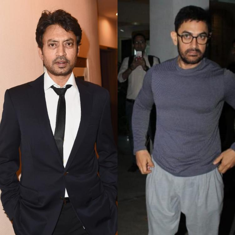 Irrfan Khan Demise: Aamir Khan fondly remembers him: Thank you for all the joy you have brought to our lives
