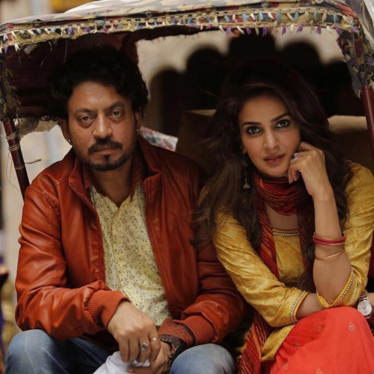 Irrfan Khan's Hindi Medium co star Saba Qamar pens a note on his demise: It is a huge loss to the cinema world