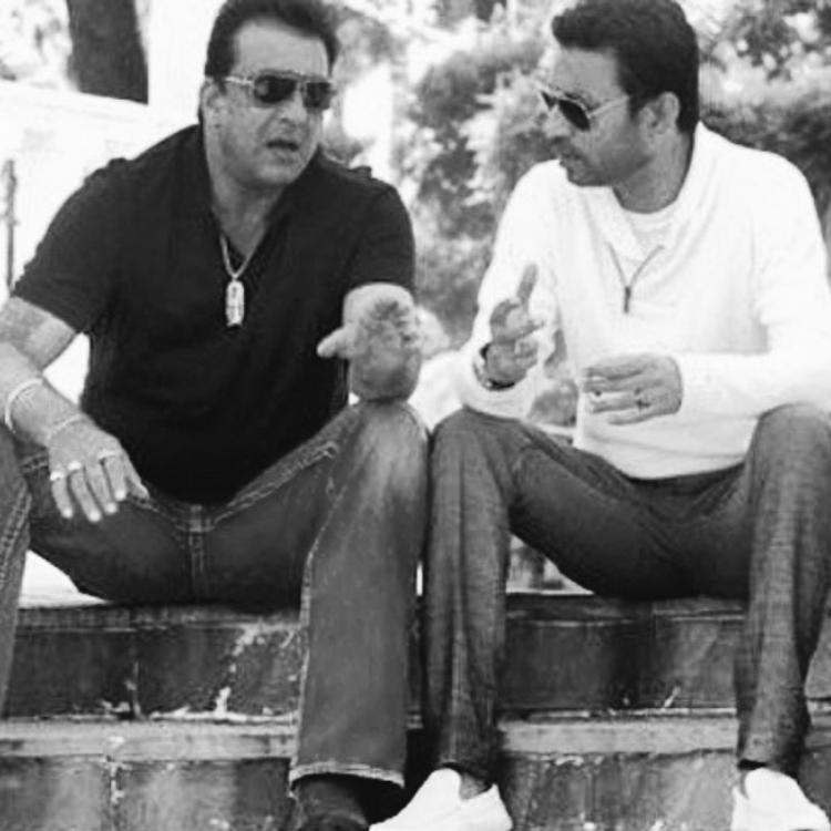 Irrfan Khan's son Babil REVEALS Sanjay Dutt was one of the first people to offer help when his dad passed away