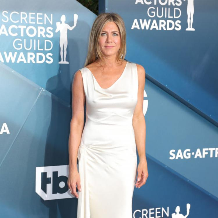 Is Jennifer Aniston quarantining with a mystery someone? Friends alum's fans notice actress talking to someone
