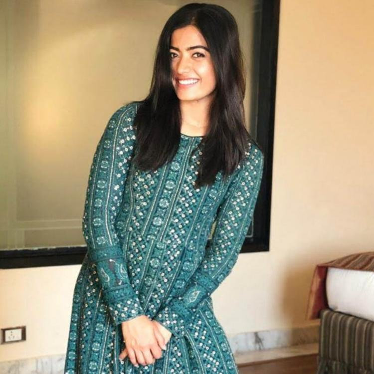 Is Rashmika Mandanna dating someone? Here's what actress has to say