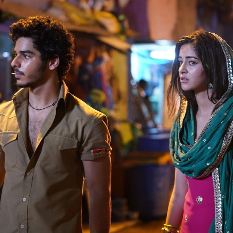 Khaali Peeli Twitter Review: Ishaan Khatter starrer opens to mixed reviews; Ananya Panday steals the show