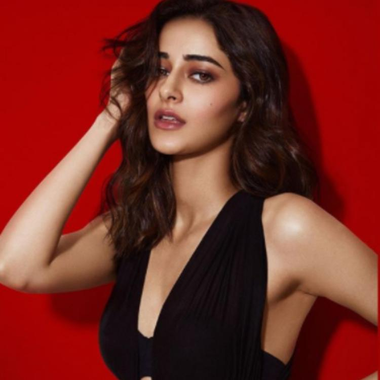 Ishaan Khatter wants Ananya Panday to have 'mercy' as she stuns him with chic look for Khaali Peeli promotion
