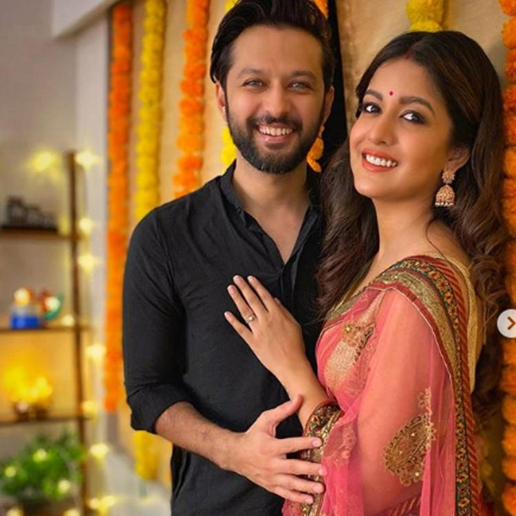 EXCLUSIVE: Ishita Dutta refutes pregnancy rumours with Vatsal Sheth says, 'no such plans anytime soon'