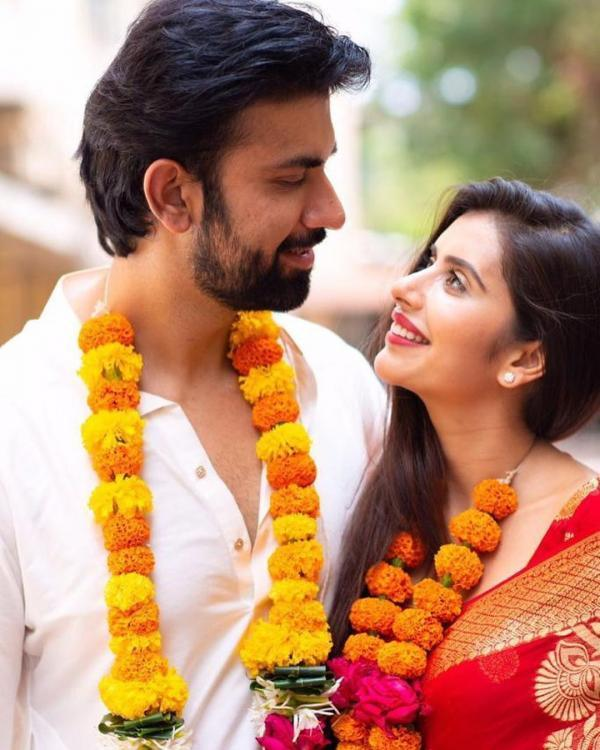 Is there trouble in paradise for Sushmita Sen's brother Rajeev Sen and Charu Asopa? Latter drops his surname