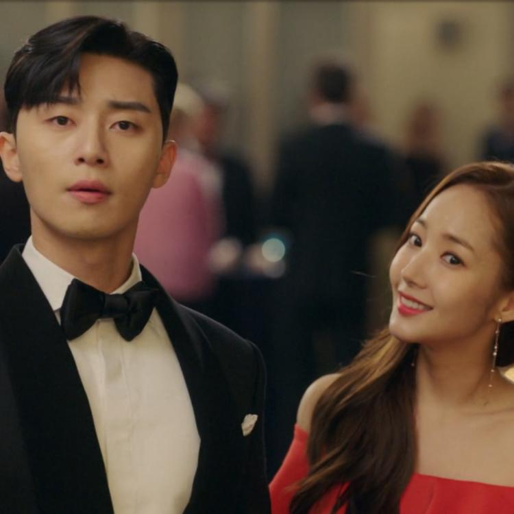 Park Seo-joon's K-dramas are extremely popular from a global perspective as well.