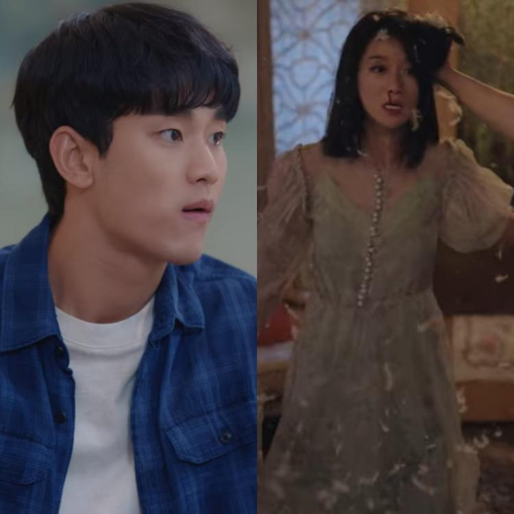 Kim Soo-hyun's blossoming feelings for Seo Ye-ji were the central focus in It's Okay to Not Be Okay Ep 8.