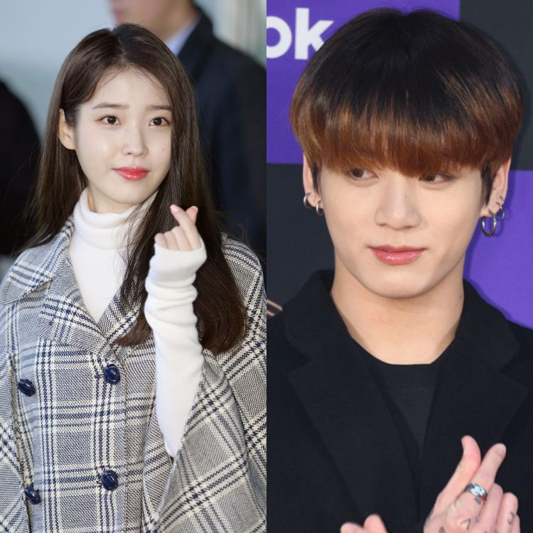 Before BTS rapper Suga collaborated with IU, Jungkook had already lost his heart to the Good Day singer