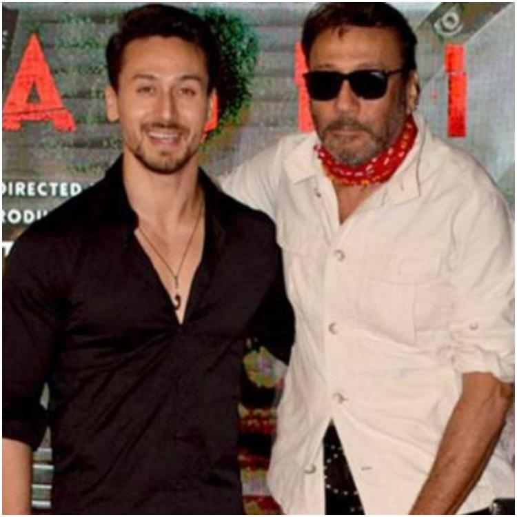 Jackie Shroff is alone at his farmhouse amid lockdown; Tiger Shroff's mom Ayesha shares what he's up to