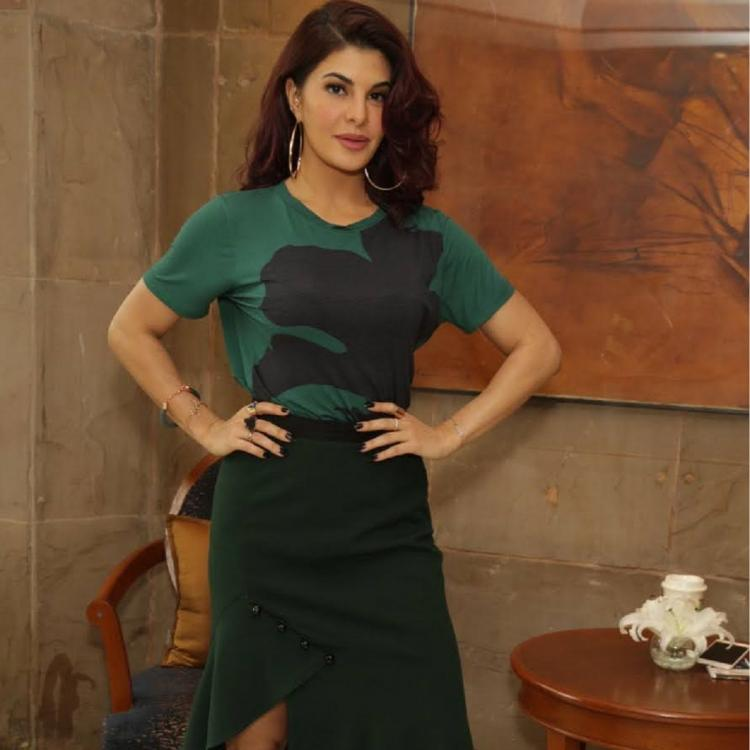 Jacqueline Fernandez plays a cop in her Hollywood debut