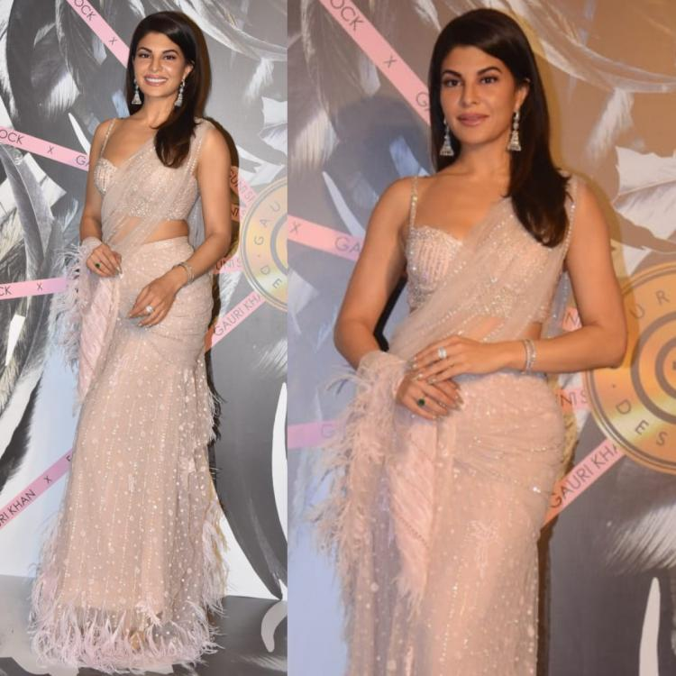 Jacqueline Fernandez in Falguni and Shane Peacock: Yay or Nay?