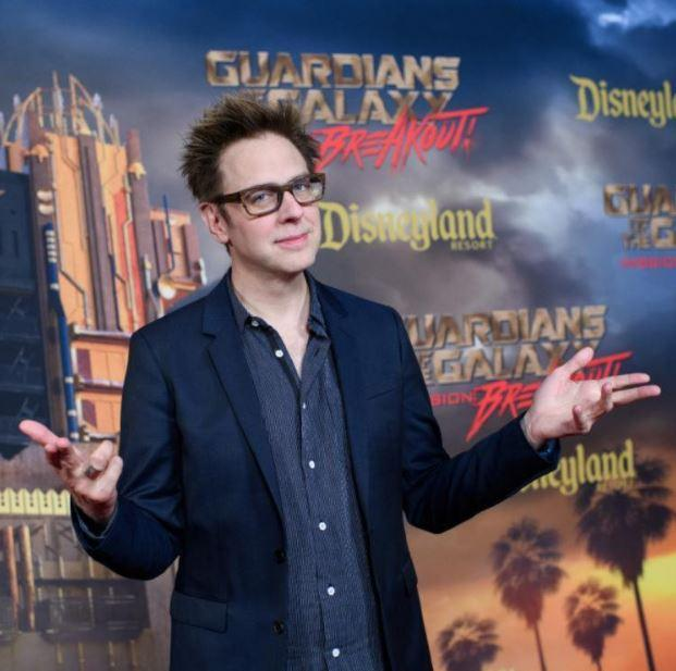 James Gunn currently working on DC's The Suicide Squad