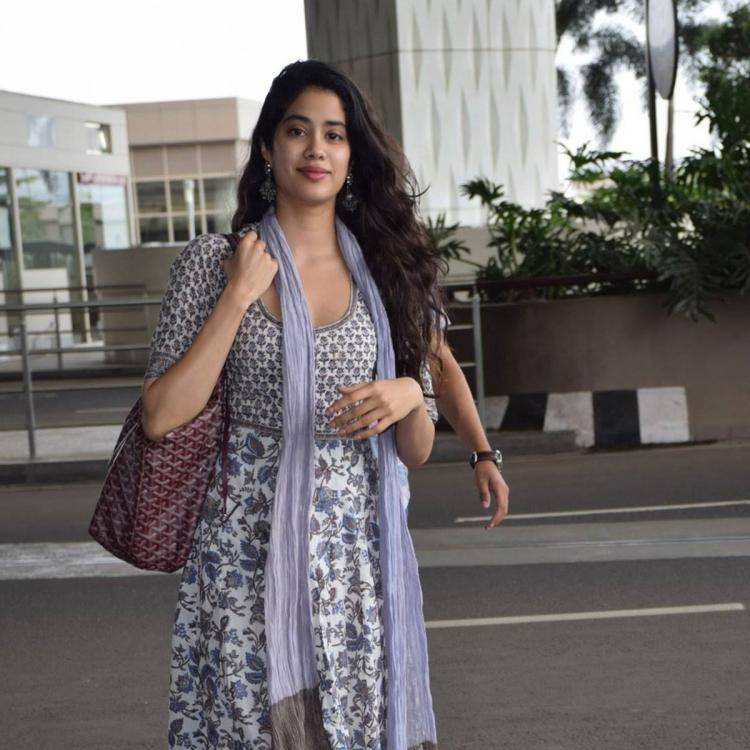 PHOTOS: From Rs 65K to over Rs 3 lakhs; Check out Janhvi Kapoor's expensive bag collections