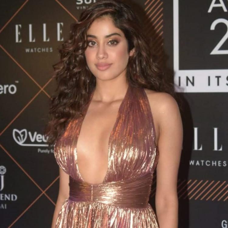 Janhvi Kapoor on cover shoot in COVID lockdown: Would never want to be inconsiderate to troubles we're facing