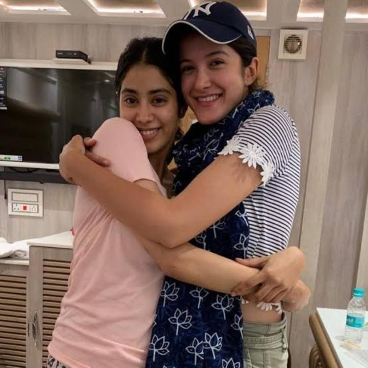 Janhvi Kapoor's wish for cousin Shanaya Kapoor on her birthday is all about sweet memories; Check it out