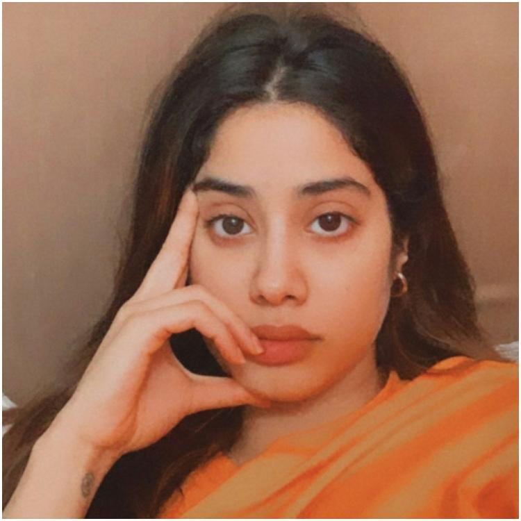 Janhvi Kapoor shares a glimpse of her self quarantine mood and it will make you relate with her; See PHOTO