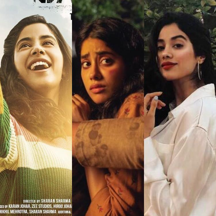Gunjan Saxena Roohi Afzana Or Dostana 2 Which Janhvi Kapoor Movie Are You Most Excited About Comment Pinkvilla