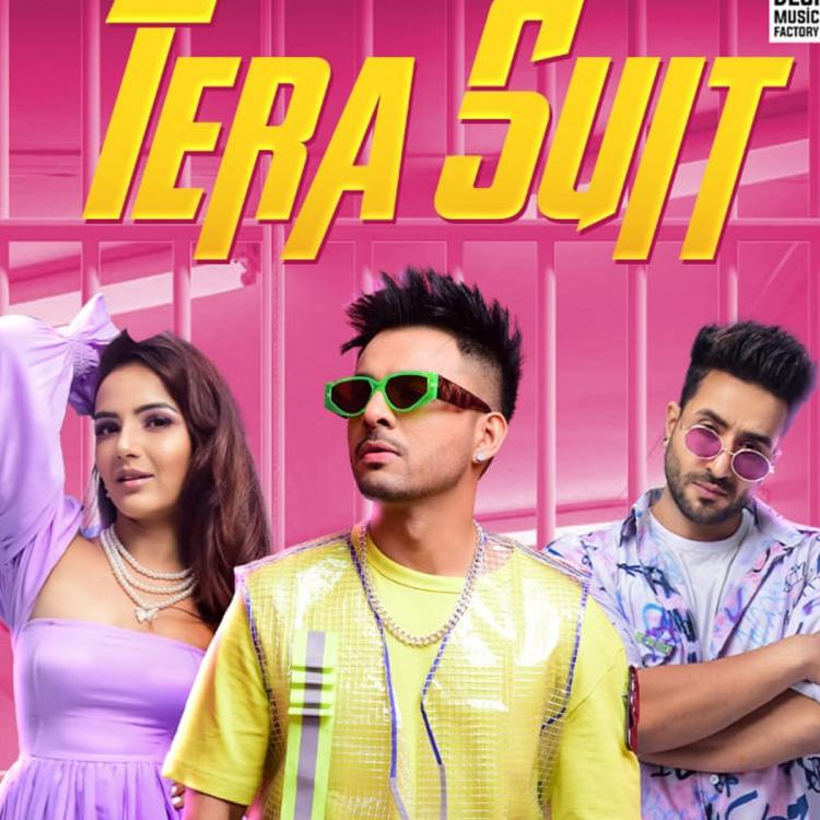 Tera Suit OUT: Aly Goni and Jasmin Bhasin sizzle as they shake a leg on Tony Kakkar's peppy track