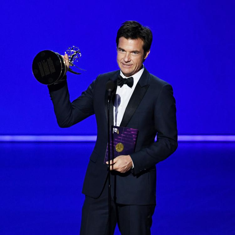 Jason Bateman accidentally announced winner for guest appearance on The Outsider during Emmys 2020