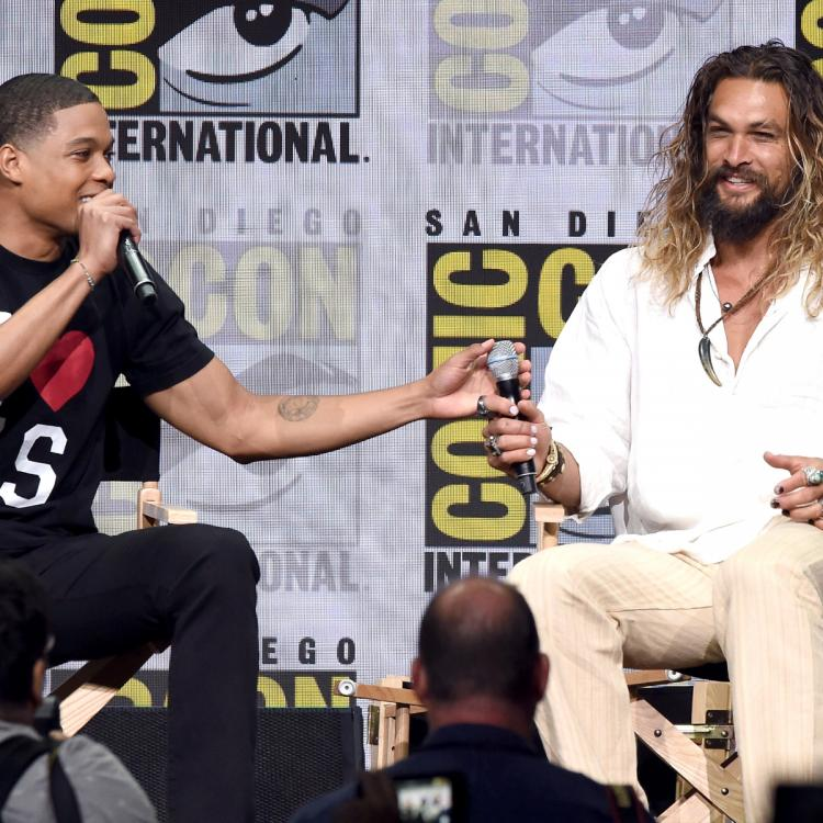 Jason Momoa backs Ray Fisher again amid Justice League Investigation; Claims cast was treated in a s****y way