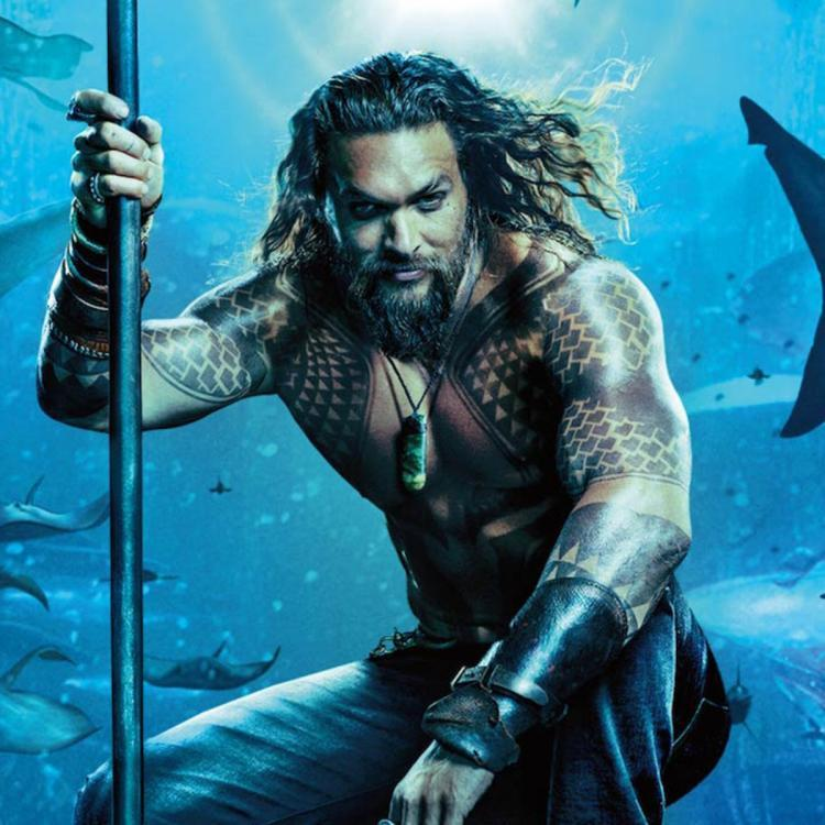 Jason Momoa on 'Aquaman 2': 'a little bit more relevant to the world we're living in'