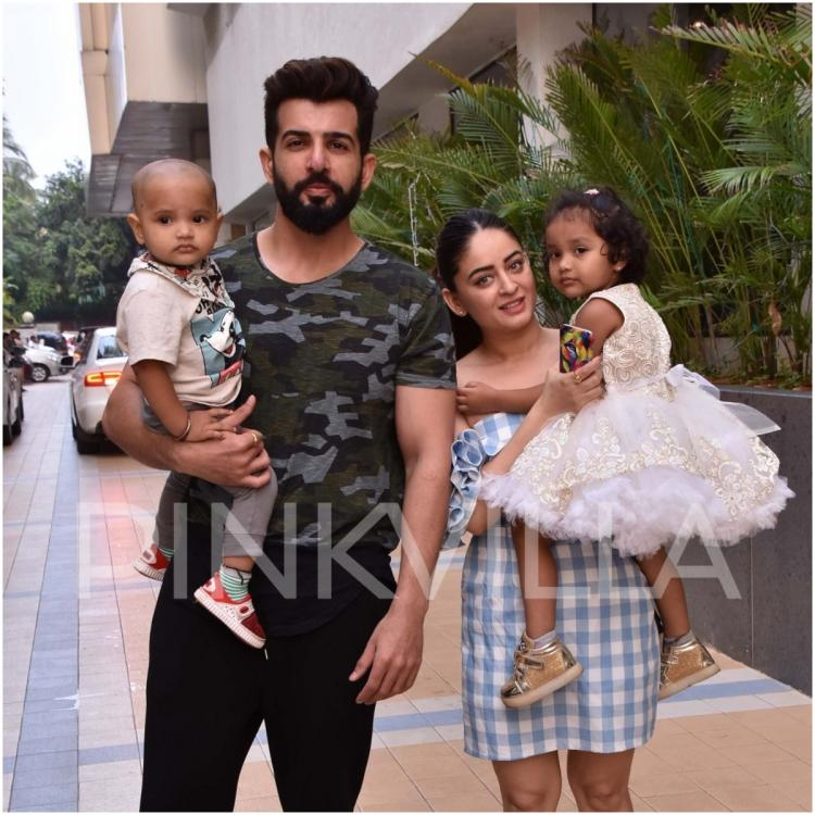 Jay Bhanushali and Mahhi Vij are the newest 'parents to be' on the block