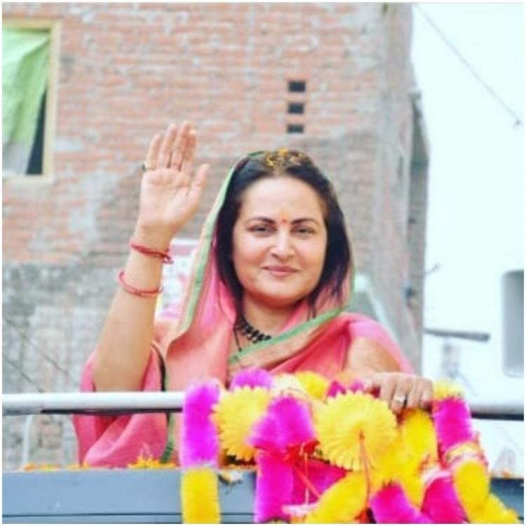 Lok Sabha Results 2019: A look at veteran actress Jaya Prada's eventful political journey