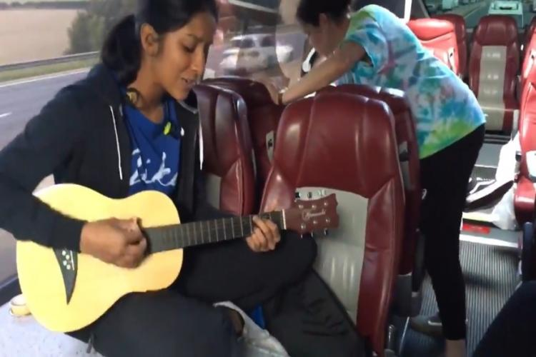 Indian women's cricketer Jemimah Rodrigues impresses Yorkshire teammates with concert