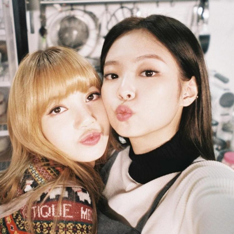 BLACKPINK's Jennie and Lisa are best friends