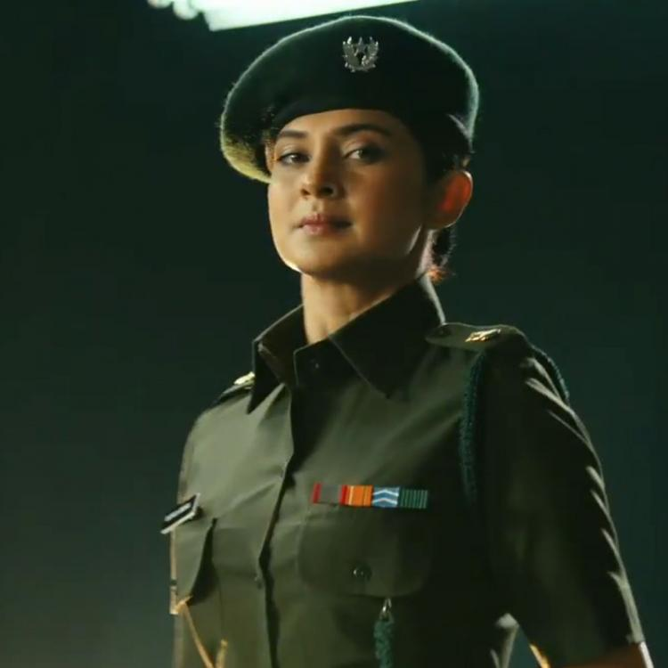 Jennifer Winget returns with Code M season 2; Makers unveil teaser on Army Day as they pay tribute to soldiers